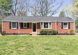 Foreclosure Home in Murfreesboro, TN, 37130,  WREN ST ID: P1461882