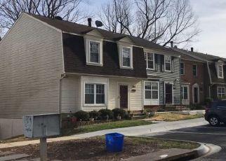 Casa en ejecución hipotecaria in Germantown, MD, 20874,  RED ROBIN TER ID: P1464664