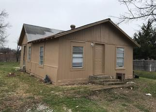 Foreclosure Home in Celina, TX, 75009,  W ELM ST ID: P1469317