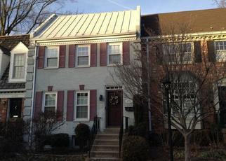 Casa en ejecución hipotecaria in Mc Lean, VA, 22101,  MELROSE DR ID: P1474965