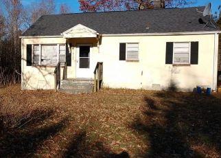 Casa en ejecución hipotecaria in Disputanta, VA, 23842,  POLE RUN RD ID: P1474991