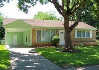 Foreclosure Home in Bossier City, LA, 71111,  WANDA DR ID: P1478336
