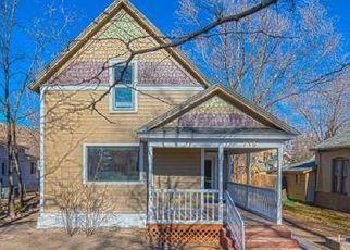 Casa en ejecución hipotecaria in Canon City, CO, 81212,  GREENWOOD AVE ID: P1484245