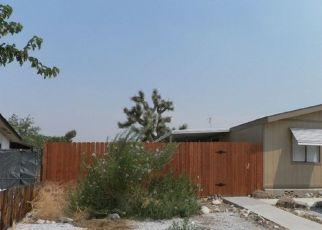 Foreclosure Home in Adelanto, CA, 92301,  JOSHUA ST ID: P1484312