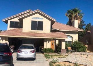 Casa en ejecución hipotecaria in Lancaster, CA, 93535,  11TH ST E ID: P1501869