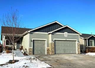 Foreclosure Home in Milliken, CO, 80543,  VILLAGE DR ID: P1505273