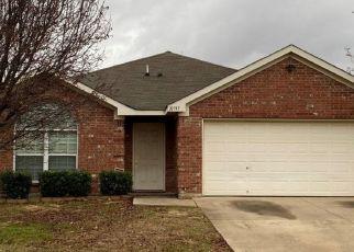 Foreclosure Home in Haslet, TX, 76052,  IRISH GLEN TRL ID: P1505917
