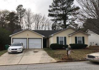 Foreclosure Home in Ellenwood, GA, 30294,  WARD LAKE TRL ID: P1510703