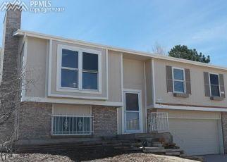 Casa en ejecución hipotecaria in Colorado Springs, CO, 80918,  CHARTER DR ID: P1511015