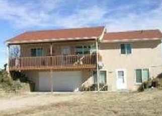 Foreclosure Home in Peyton, CO, 80831,  STAGE STOP RD ID: P1511019