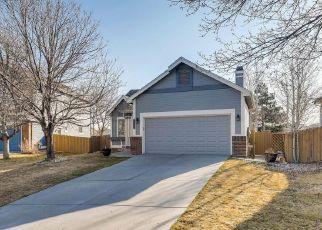Casa en ejecución hipotecaria in Parker, CO, 80134,  HAXTUN CT ID: P1511071