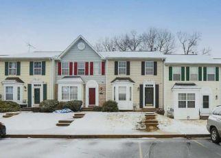 Casa en ejecución hipotecaria in Randallstown, MD, 21133,  CORN STREAM RD ID: P1511930