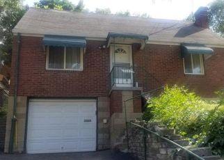 Casa en ejecución hipotecaria in Pittsburgh, PA, 15206,  WILTSIE ST ID: P1512588