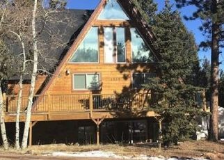 Foreclosure Home in Woodland Park, CO, 80863,  W BROWNING AVE ID: P1516669