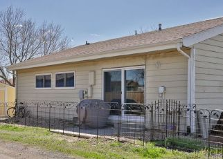Foreclosure Home in Evans, CO, 80620,  BOULDER ST ID: P1517907