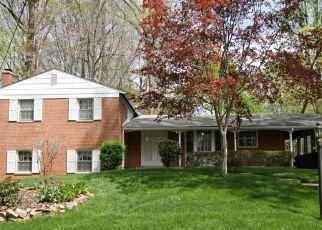 Casa en ejecución hipotecaria in Annandale, VA, 22003,  SABRA LN ID: P1527724
