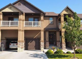 Foreclosure Home in Saratoga Springs, UT, 84045,  E CARBONELL WAY ID: P1528001