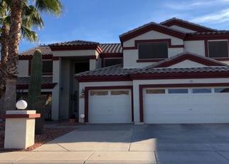 Casa en ejecución hipotecaria in Gilbert, AZ, 85296,  E SHERRI CT ID: P1529714