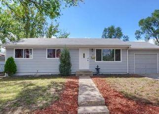 Casa en ejecución hipotecaria in Colorado Springs, CO, 80909,  DIXON WAY ID: P1534650