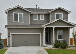 Casa en ejecución hipotecaria in Brighton, CO, 80603,  WHIMSICAL AVE ID: P1540513