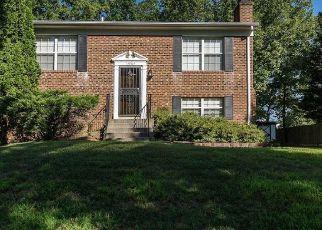 Casa en ejecución hipotecaria in Accokeek, MD, 20607,  LITTON LN ID: P1542998