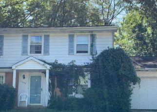 Casa en ejecución hipotecaria in Fort Washington, MD, 20744,  CHALFONT CT ID: P1543003