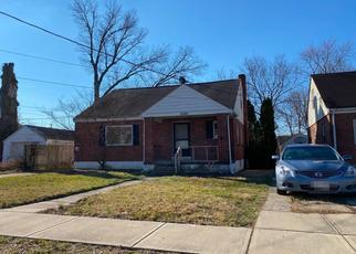 Casa en ejecución hipotecaria in Cincinnati, OH, 45239,  CARPENTER DR ID: P1544483