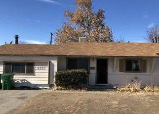 Casa en ejecución hipotecaria in Sparks, NV, 89431,  STINE WAY ID: P1545268
