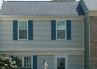 Casa en ejecución hipotecaria in Olney, MD, 20832,  GALLAGHER WAY ID: P1545415