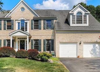 Casa en ejecución hipotecaria in Brookeville, MD, 20833,  DELLABROOKE FARM LN ID: P1545425