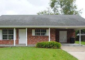 Foreclosure Home in Houma, LA, 70360,  IRMA ST ID: P1546664