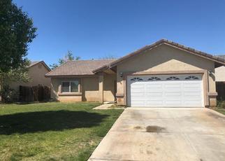 Casa en ejecución hipotecaria in Rosamond, CA, 93560,  MONTE VISTA AVE ID: P1547087