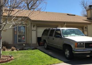 Foreclosure Home in Wheat Ridge, CO, 80033,  OWENS ST ID: P1547583