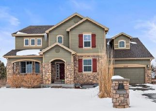 Foreclosure Home in Elizabeth, CO, 80107,  KINGSMILL CIR ID: P1549341