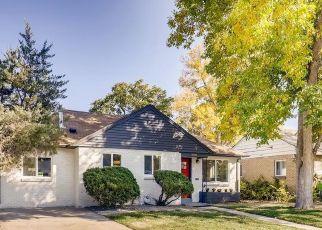 Casa en ejecución hipotecaria in Denver, CO, 80207,  NEWPORT ST ID: P1549378