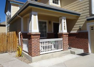 Casa en ejecución hipotecaria in Commerce City, CO, 80022,  E 101ST PL ID: P1549616
