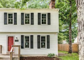Casa en ejecución hipotecaria in Richmond, VA, 23237,  HEMPWOOD PL ID: P1552103