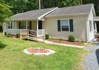 Foreclosure Home in Milton, DE, 19968,  W VEGA WAY ID: P1555345
