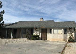 Casa en ejecución hipotecaria in Apple Valley, CA, 92307,  TEMECULA RD ID: P1555779