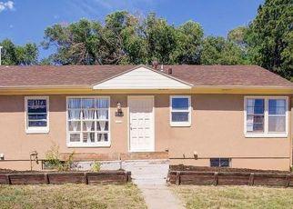Casa en ejecución hipotecaria in Colorado Springs, CO, 80909,  N UNION BLVD ID: P1558878