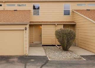 Casa en ejecución hipotecaria in Colorado Springs, CO, 80918,  HAMLET LN ID: P1558885