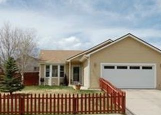 Casa en ejecución hipotecaria in Elizabeth, CO, 80107,  LIBERTY ST ID: P1558947