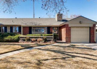 Casa en ejecución hipotecaria in Denver, CO, 80210,  S MONROE ST ID: P1558978