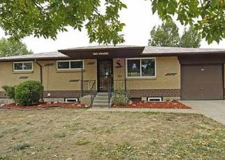 Foreclosure Home in Westminster, CO, 80031,  OAKWOOD ST ID: P1559131
