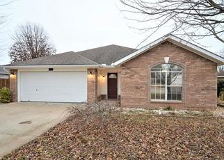 Foreclosure Home in Centerton, AR, 72719,  WOODS DR ID: P1560094