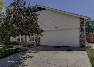 Foreclosure Home in Windsor, CO, 80550,  DURUM ST ID: P1560906