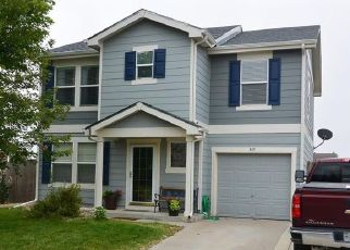 Foreclosure Home in Brighton, CO, 80603,  STAGECOACH DR ID: P1560907