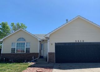 Foreclosure Home in Evans, CO, 80620,  17TH AVE ID: P1560910