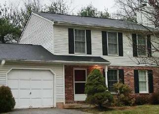 Casa en ejecución hipotecaria in Pikesville, MD, 21208,  CYLBURN RD ID: P1562571