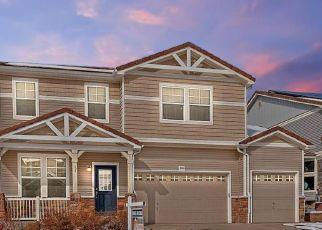 Casa en ejecución hipotecaria in Castle Rock, CO, 80109,  DAWN GLOW WAY ID: P1565865